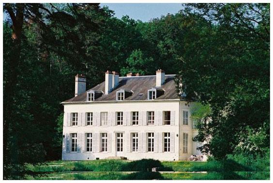 chateau manoir mariage salle de réception pour mariage autour de paris vintage chic nature champêtre  Bois le roi proche de près de autour de paris île de france nature forrêt