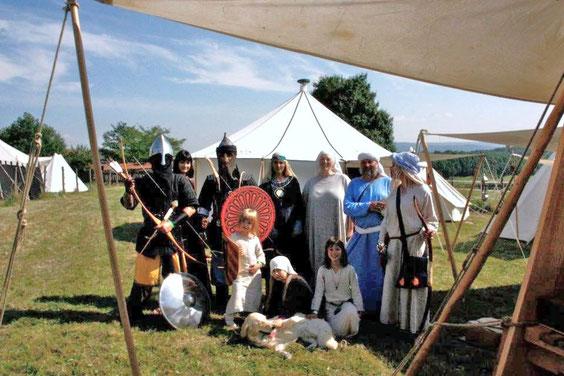Die Reisegruppe armoricum gaudii