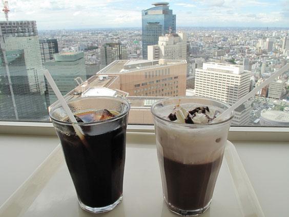 ◆東京都庁に存在する秘密の喫茶店。