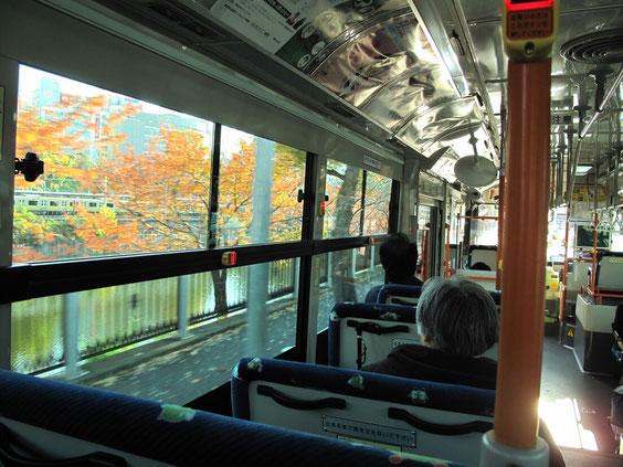 ◆都バス市ヶ谷付近