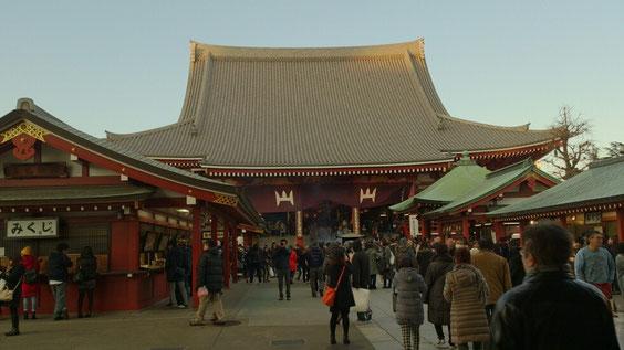 ◆東京浅草寺
