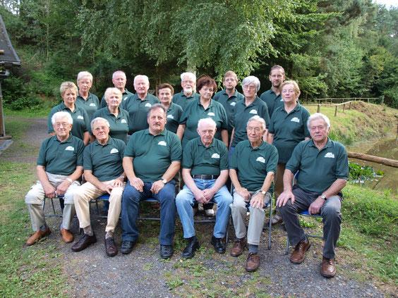 Die Waldhaus-Crew