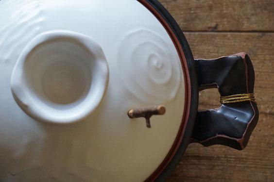 陶芸家 ブログ 茨城県笠間市 土鍋 耐熱 作家物 直火用 空焚き 土瓶 ポット デザイン 個性的