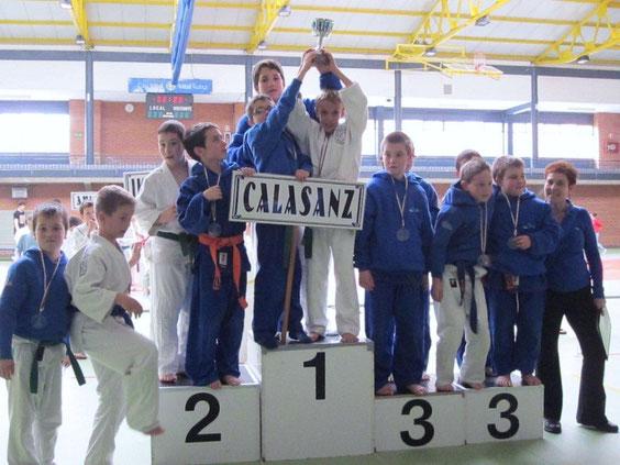 Torneo de Entidades Alava 2012 (Terceros Clasificados)