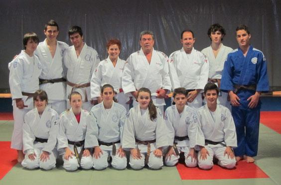 Foto de Asistentes del Club