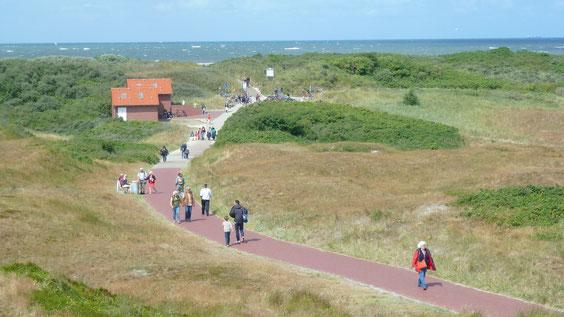 Bewegung - Langeoog