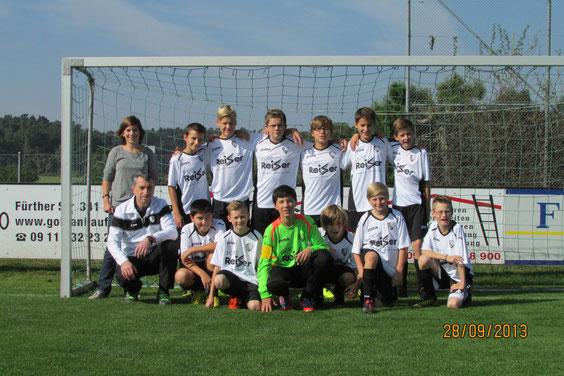 JFG D-2 vs SV Seukendorf 4:0
