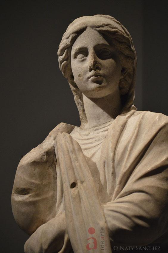 mujer griega; helenismo; periodo helenístico; Grecia; Naty Sánchez Ortega;