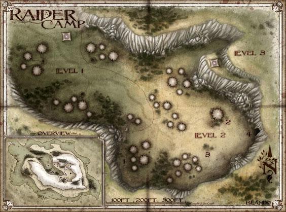 Das Camp der Plünderer