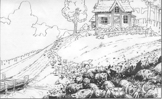 Theolyns Hütte