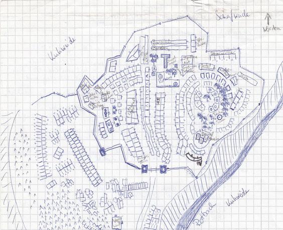 Dornmark - Stadtbereich