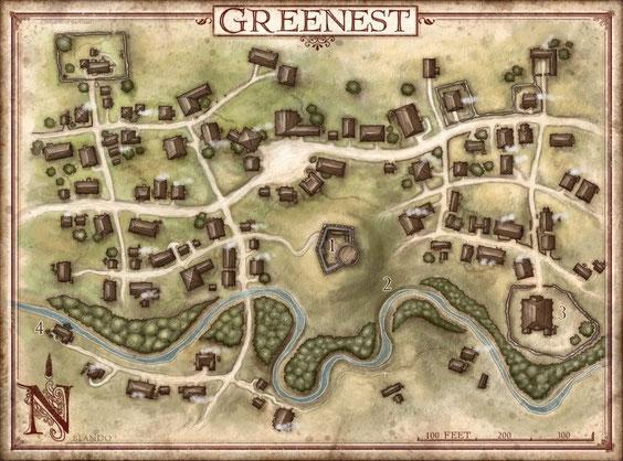 Die Stadt Greenest