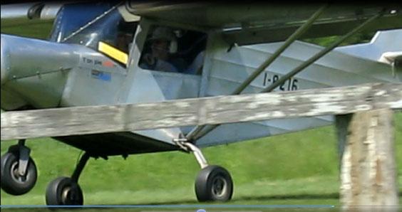 atterraggio con vento forte al traverso 4