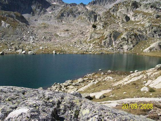 un lac de Cambalès
