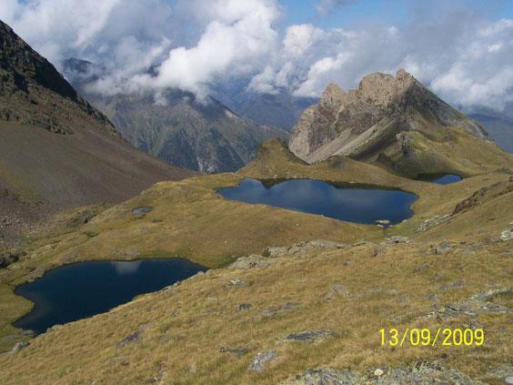 Les lacs de Consaterre
