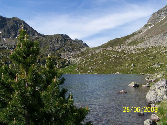 étang de Fontargente