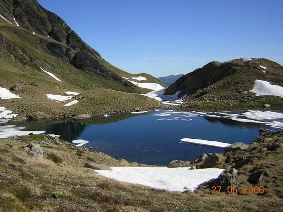 Le lac de Boum