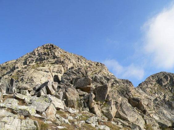 sommet du pic de Comalesbienes, 2997 mètres