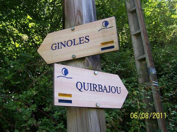 direction Ginoles