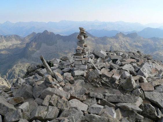 sommet de la Punta-Alta, 3014 mètres