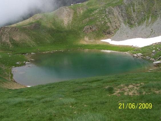 l'étang d'Areau