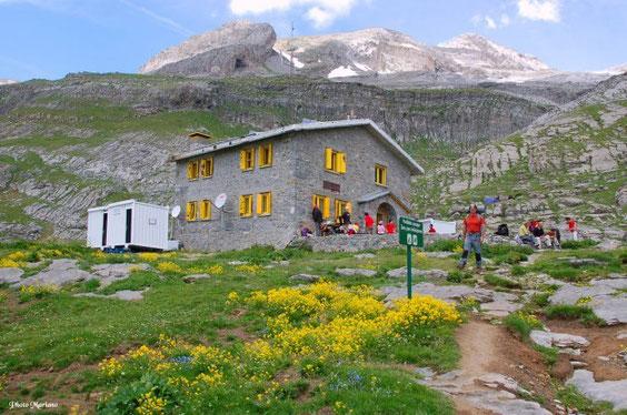 refuge de Goriz