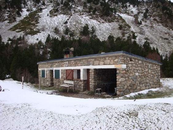 cabane de l'Orri de Prats-Balaguer
