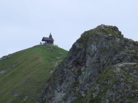 Kellerjoch Gipfelkapelle