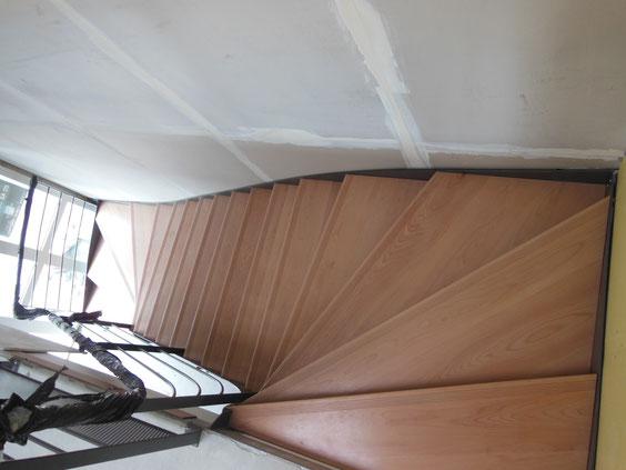 Escalier a Dinan