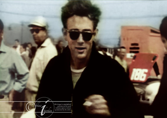 james dean race little bastard 1954