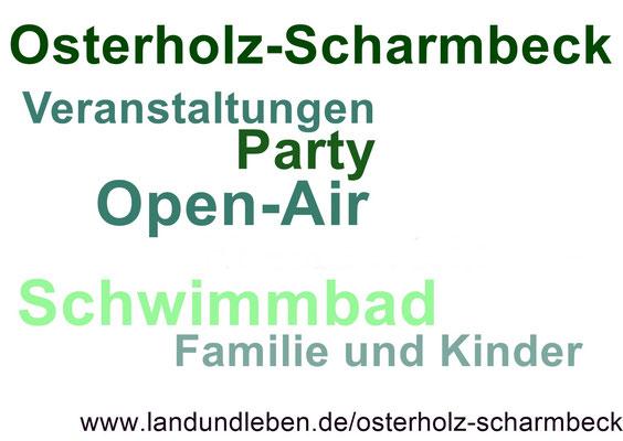 OHZ Osterholz Scharmbeck Veranstaltungskalender