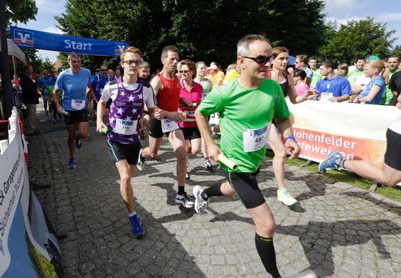2015  Staffelmarathon Wiedenbrück