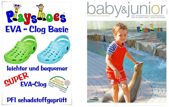 Playshoes Produkte im Wandls Gwandl What else?