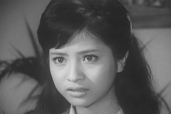 松原千恵子(20歳前後?)