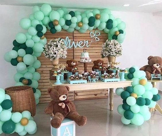 baby shower de osos