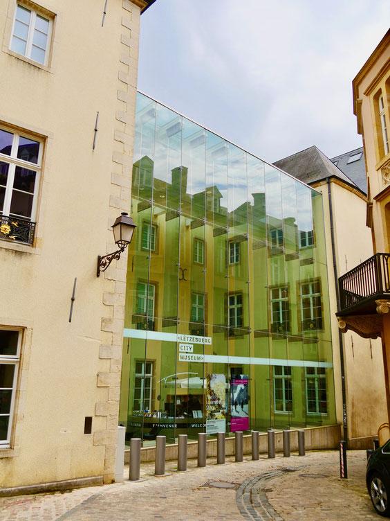 Luxemburg Museum der Geschichte