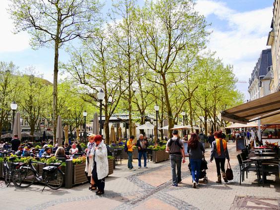 Marktplatz Luxemburg
