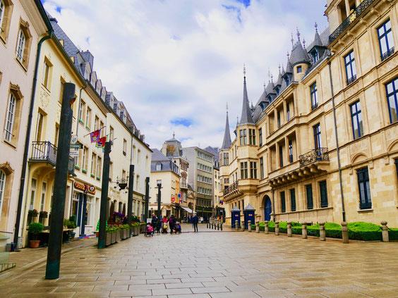 Großherzogtum Palast Luxemburg