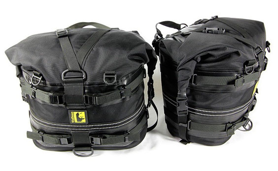 Wolfman Luggage Rocky Mountain Saddle Bags