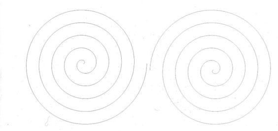 Doppia spirale di Archimede