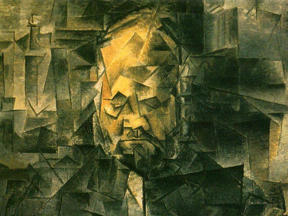 """Picasso, """"Ritratto di Ambroise Vollard"""""""