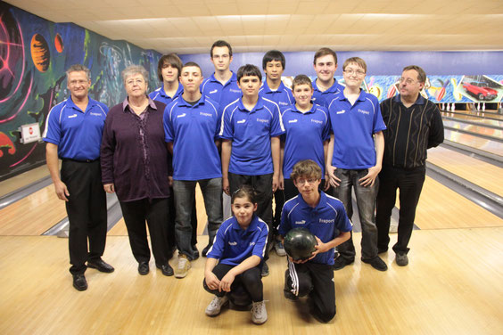 Bowling Club Wiesbaden Jugend 2011