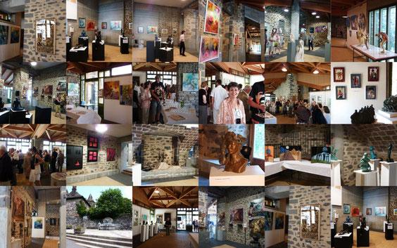 Voici quelques images du Salon de Prestige de Saint-Flour.