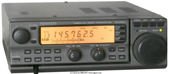 Kenwood TM-255E