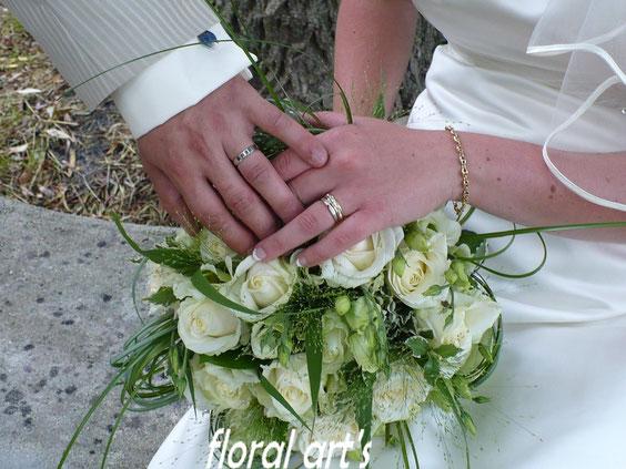 Voici quelques exemples de bouquets de mariées