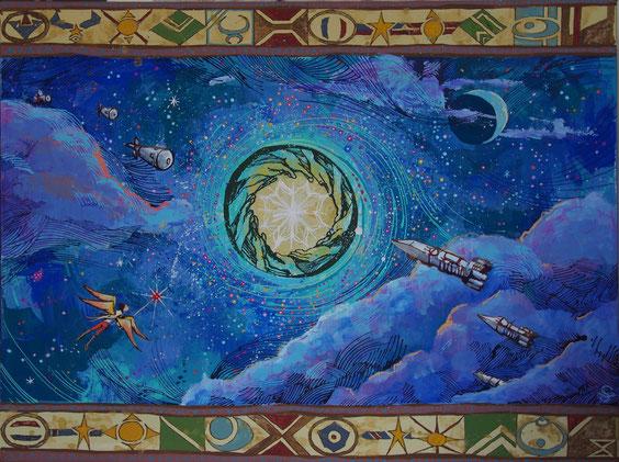 Collin's universe