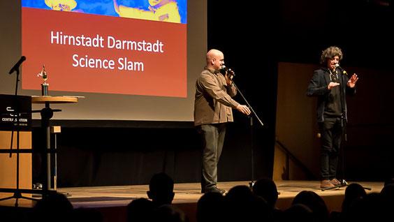Die Moderatoren Alex Dreppec und Axel Röthemeyer  (Foto: Ellen Eckhardt)