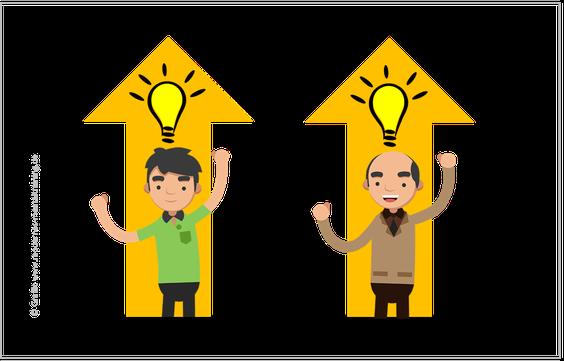Studie belegt: Kreativität ist keine Frage des Alters