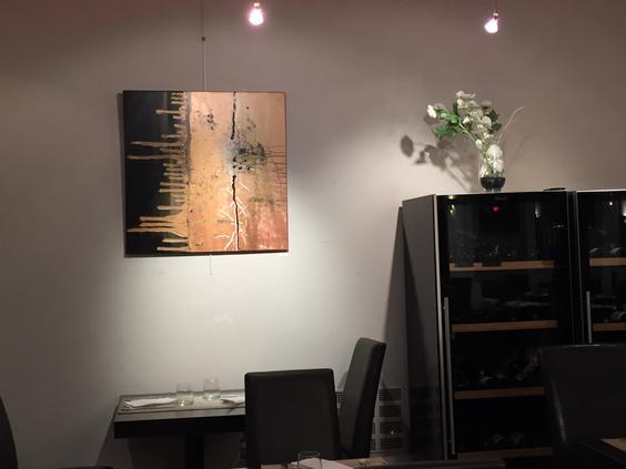 """Restaurant """"Le Patio"""" - Poitiers (86) - du 16 janvier au 17 février 2017"""
