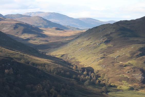Die Highlands.... traumhaft